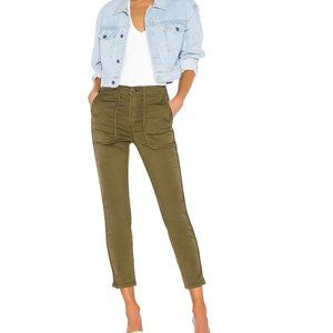 Joie Andira Pant Army Green Size 25 NWT!